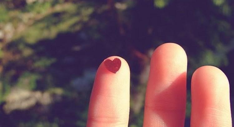 tocar o coração, coração, amor