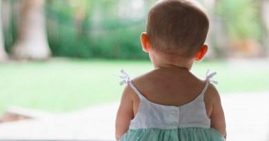 bebê síndrome de down