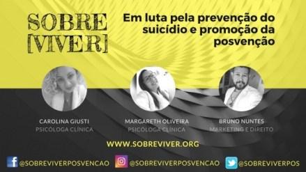 Setembro Amarelo - SobreViver e Morrer: por que tirar a própria vida?