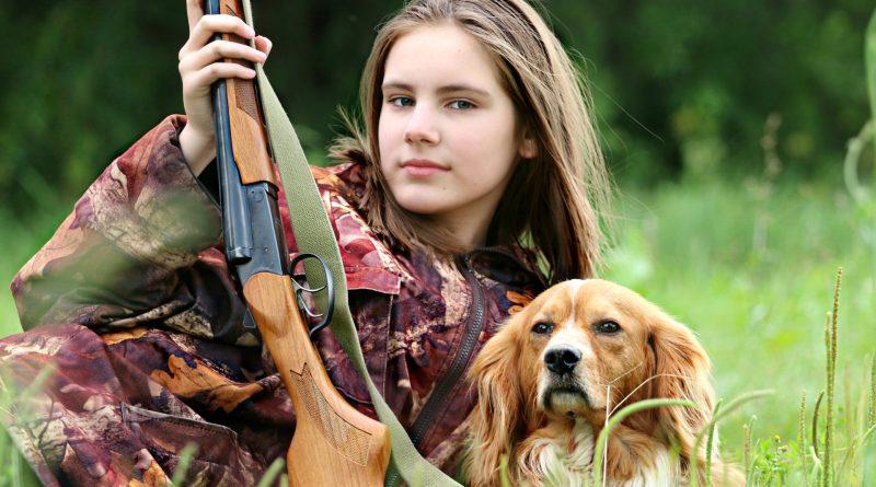 a mulher caçadora ou a hunter gilr no psico.online