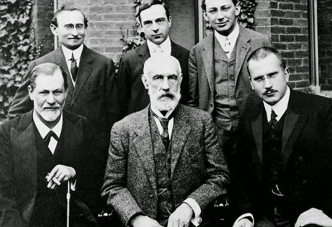 Freud e Jung nos EUA