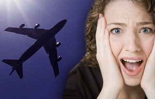 Aerofobia - Medo de voar de avião