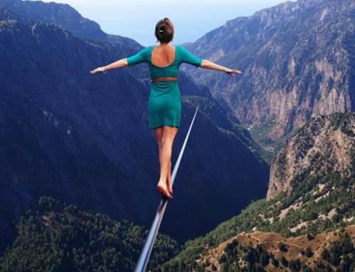 Como perder medo de altura