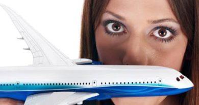 Como perder medo de voar de avião