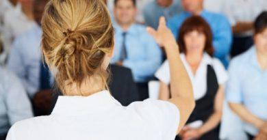 Como perder medo de falar em público