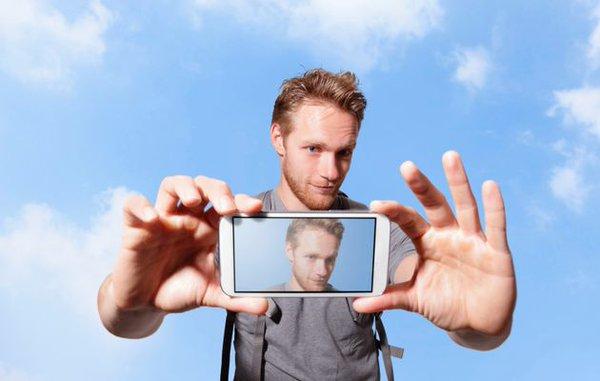 Selfies e narcisismo