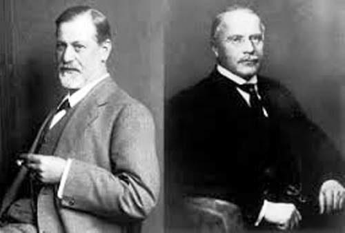 Diferenças de Freud e Jung sobre religião