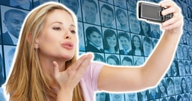 selfies e narcisismo no facebook