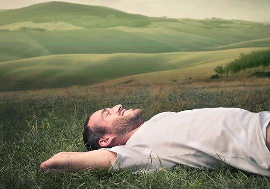 Happy man - Shutterstock