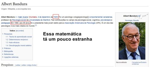 albert bandura biografia resumida wikipedia fail