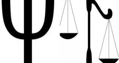 Psicologia e justiça