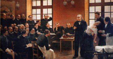 Charcot hipnose histeria