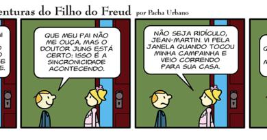 Filho de Freud e a Sincronicidade de Jung
