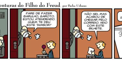 Freud pulsões de morte e Jung Troll