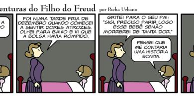 O dia em que Anna Freud nasceu