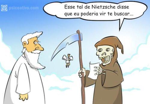 Deus Está Morto O Que Nietzsche Queria Dizer Com Isso