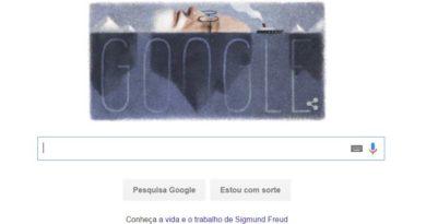 google doodle freud