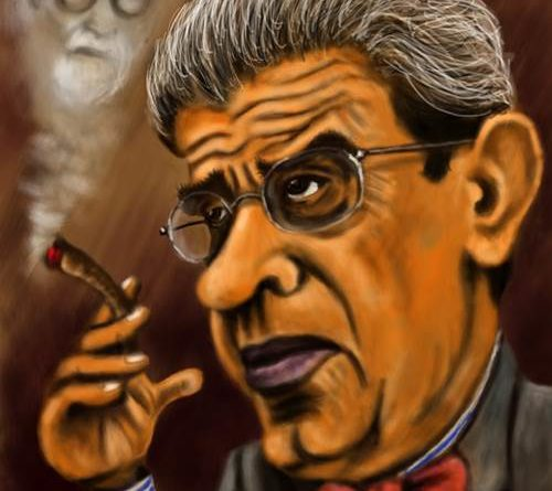 jacques lacan caricatura