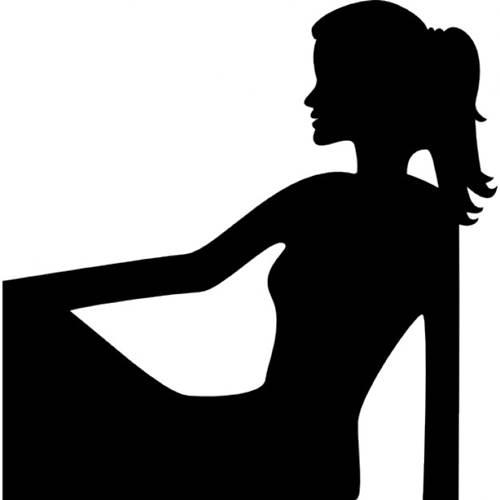 silhueta-feminina