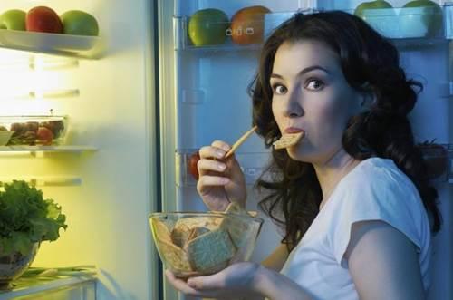sindrome de alimentação noturna