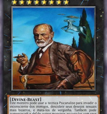 Sig Freud - O Deus-Demônio do Inconsciente