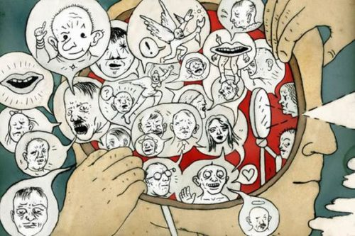 Sintomas da esquizofrenia