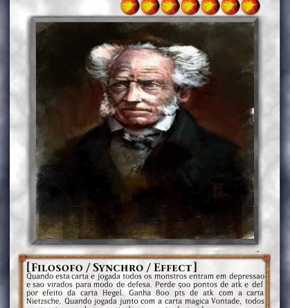 Schopenhauer - O imperador supremo do pessimismo