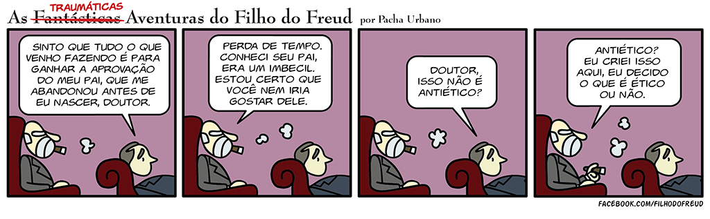 A Ética de Freud