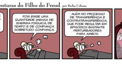 Freud no divã: Transferência e contratransferência
