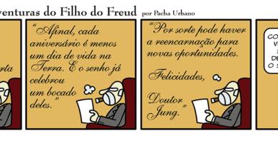 Jung, Freud, reencarnação e pessimismo