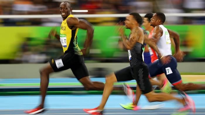usain bolt - atletismo - esportes