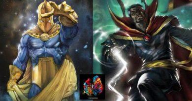 A Psicologia dos Super-Heróis Místicos como Dr Estranho e Sr Destino
