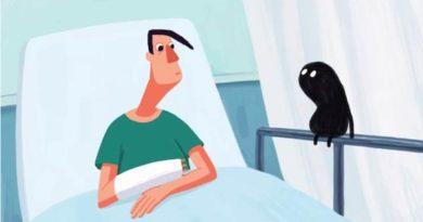 Medos e Fobias: Um curta de animação muito bom