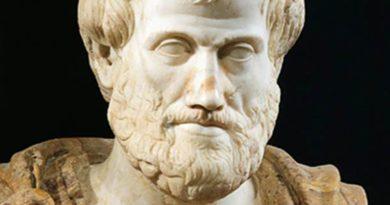 O que Aristóteles descobriu?