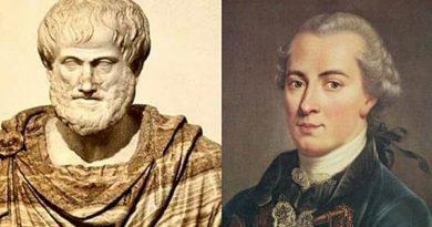 Diferenças entre a Ética de Aristóteles e a Ética de Kant