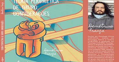 Terapia Peripatética de Grupo: Considerações