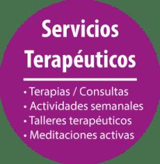 Servicios terapéuticos