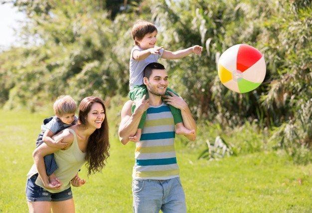 Cómo llevar una relación cuando tu pareja tiene hijos.
