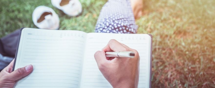 Tu Voz Interior con la Escritura