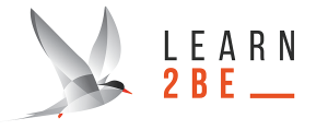Logótipo - Learn2Be