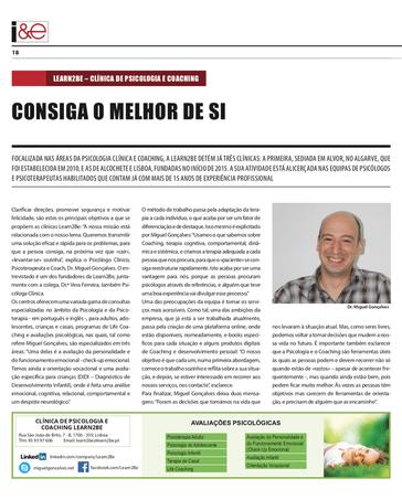 Entrevista para jornal - Dr.Miguel Gonçalves