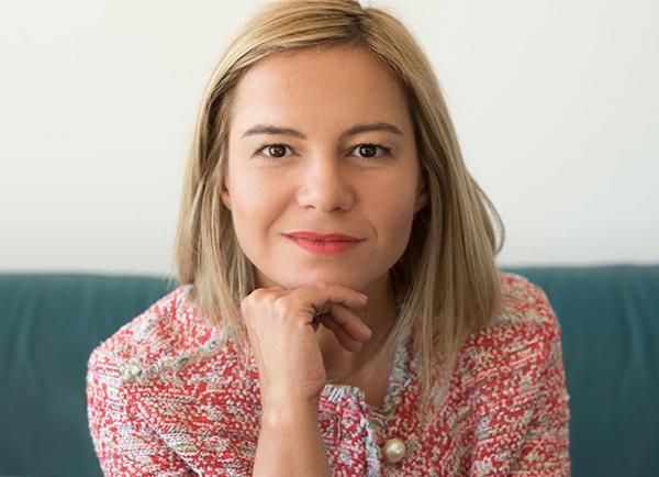 Coach Marta Pereira