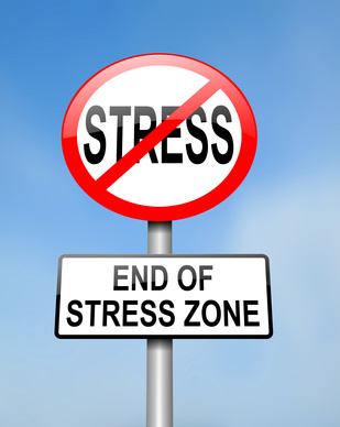 End of stress.