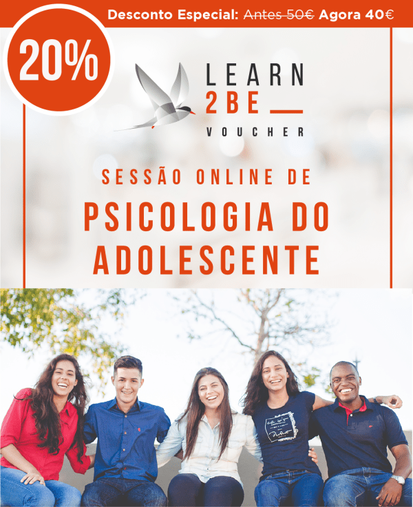 Voucher-Learn2Be-Psicologia do Adolescente Online
