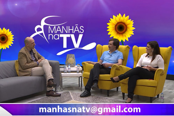 Dr. Miguel Gonçalves - Manhãs na tv 18 de abril