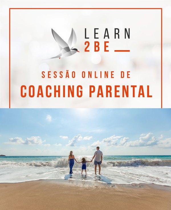 Learn2Be- Sessão Coaching Parental Online