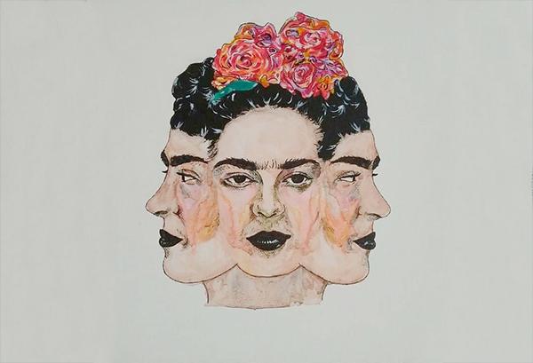 F(ferida) narcisica - drawing - banner artigo