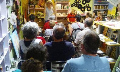 Relacions amb persones amb càncer - Xerrada a Manresa llibreria Papers