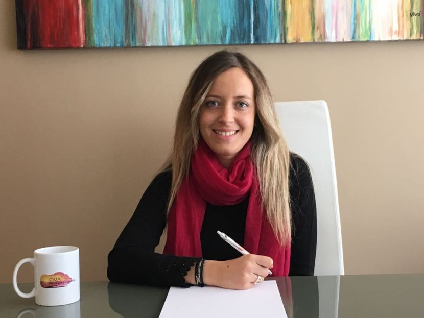Maria Martin psicologa
