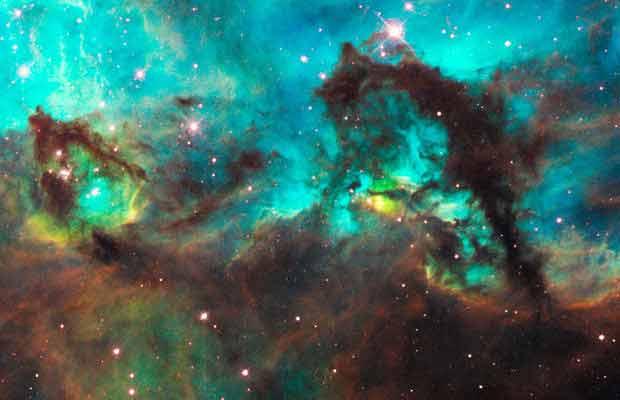 Mentes brillantes. Los secretos del cosmos.